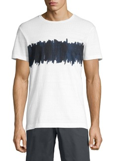 Orlebar Brown Graffiti Graphic Tee