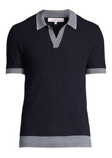 Orlebar Brown Horton Classic Stripe Polo Shirt