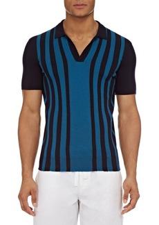 Orlebar Brown Life at Sea Horton Striped Polo Shirt