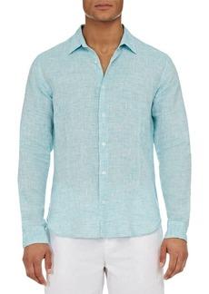 Orlebar Brown Life at Sea Morton Tailored Shirt
