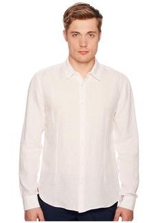 Orlebar Brown Morton Tailored Long Sleeve Shirt