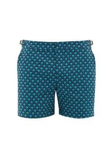 Orlebar Brown Bulldog fishscale-print swimshorts