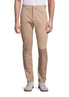 Orlebar Brown Campbell Tapered Twill Trousers