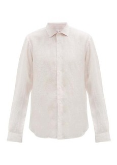Orlebar Brown Giles linen shirt