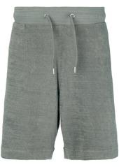Orlebar Brown jersey shorts - Grey
