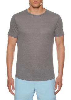 Orlebar Brown Linen T-Shirt
