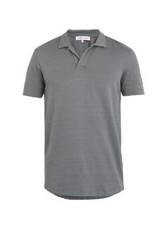 Orlebar Brown Massey cotton polo shirt