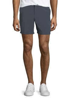 Orlebar Brown Men's Bulldog Sport Shorts  Black