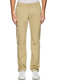 Orlebar Brown Men's Catalan Cotton Chino Trousers