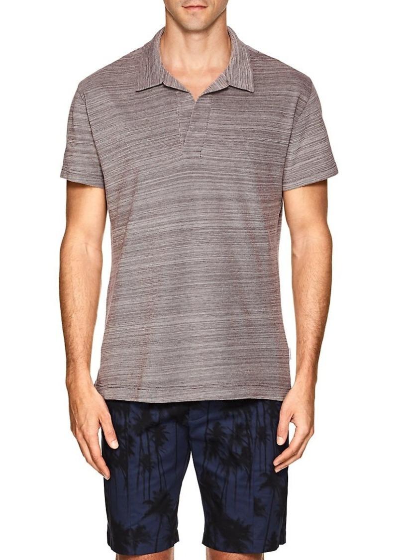 2b794db2 SALE! Orlebar Brown Orlebar Brown Men's Felix Cotton Polo Shirt ...