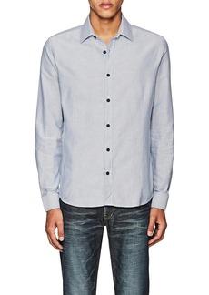 Orlebar Brown Men's Preston Cotton Shirt