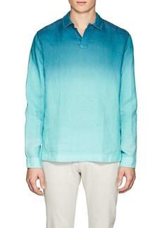 Orlebar Brown Men's Ridley II Linen Shirt