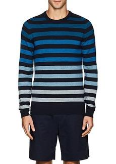 Orlebar Brown Men's Striped Wool Sweater