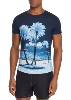 Orlebar Brown Photographic Palms Tee