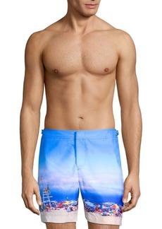 Orlebar Brown Printed Board Shorts