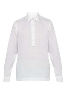 Orlebar Brown Ridley linen shirt