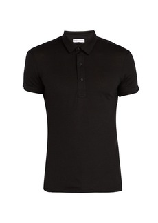 Orlebar Brown Sebastian merino-wool polo T-shirt
