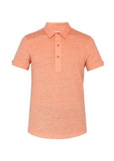 Orlebar Brown Sebastian tailored polo shirt
