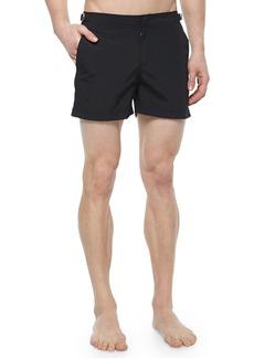 Orlebar Brown Setter Short-Length Swim Trunks  Black