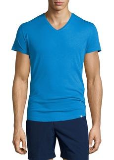 Orlebar Brown Short-Sleeve V-Neck T-Shirt