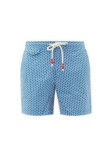 Orlebar Brown Standard Castell-print swim shorts