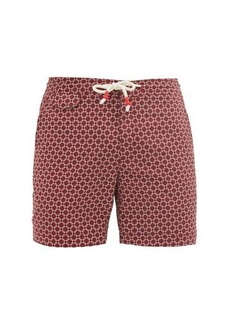 Orlebar Brown Standard geometric-print swim shorts