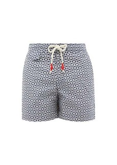 Orlebar Brown Standard Merlin-print swim shorts