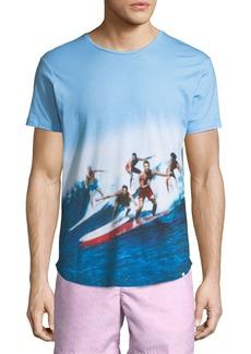 "Orlebar Brown ""Swell Guys"" Photographic-Print T-Shirt"