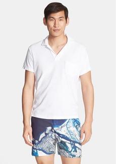 Orlebar Brown Terry Cloth Polo