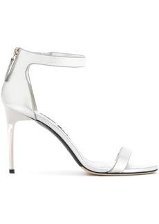 Oscar de la Renta ankle strap sandals