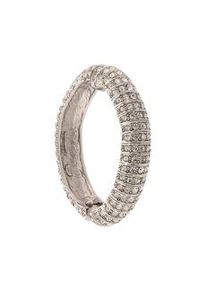 Oscar de la Renta Caterpillar bracelet