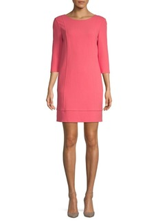 Oscar de la Renta Classic Shift Dress