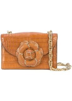 Oscar de la Renta floral shoulder bag