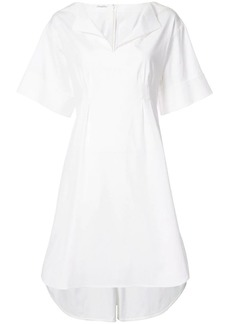 Oscar de la Renta high low hem tunic