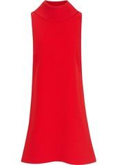 Oscar de la Renta high neck sleeveless dress