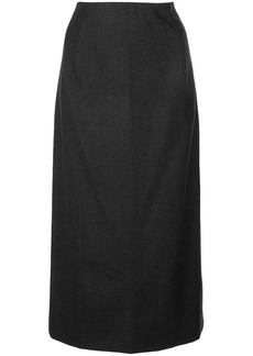 Oscar de la Renta high waisted pencil skirt