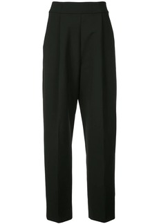 Oscar de la Renta high-waisted trousers