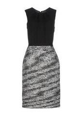 OSCAR DE LA RENTA - Knee-length dress