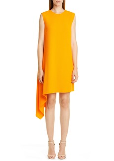 Oscar de la Renta Asymmetrical Dress