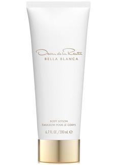 Oscar de la Renta Bella Blanca Body Lotion, 6.7-oz.