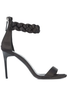 Oscar de la Renta Brigit ankle strap sandals - Black