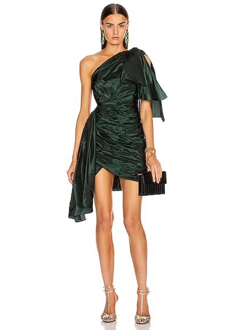 Oscar de la Renta Cocktail Mini Dress