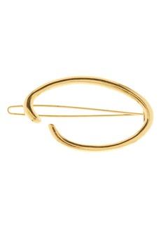Oscar de la Renta O Logo Hair Clip