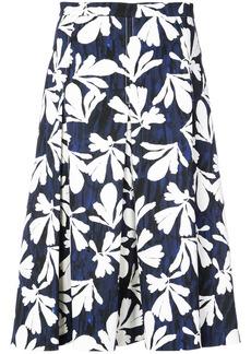 Oscar de la Renta Party skirt - Blue