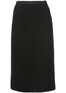 Oscar de la Renta pencil skirt - Black