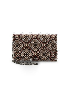 Oscar de la Renta Petite Evening Clutch