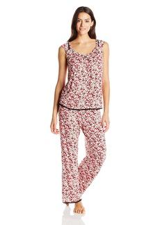 OSCAR DE LA RENTA Pink Label Women's Rayon Spandex Pajama