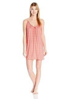 OSCAR DE LA RENTA Pink Label Women's Silky Knit Chemise