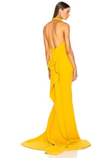 Oscar de la Renta Sleeveless Gown