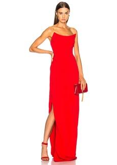 Oscar de la Renta Strapless Gown